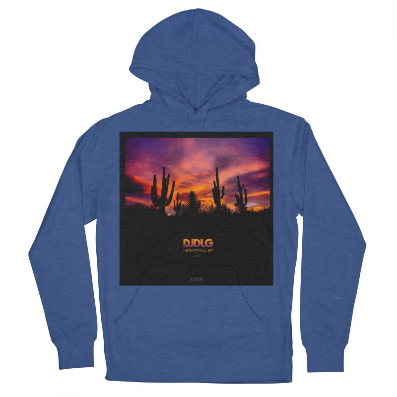 Nightfall EP (Cover Art) Women's Pullover Hoody by Lazor Music Merchandise