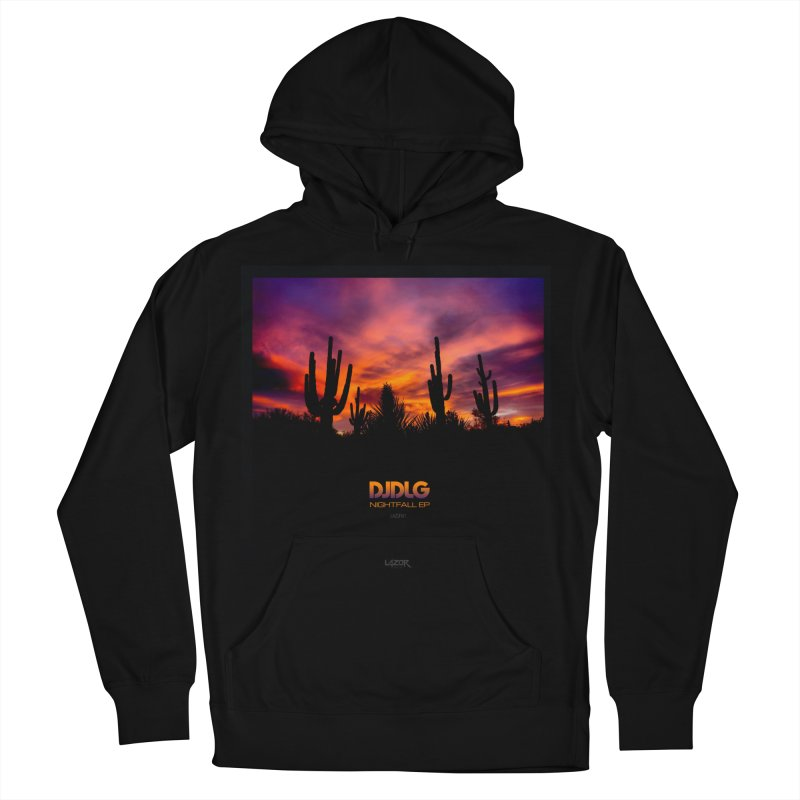 Nightfall EP (Cover Art) Men's Pullover Hoody by Lazor Music Merchandise