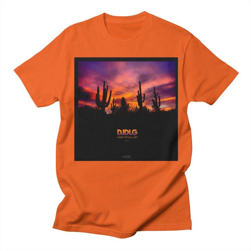 Nightfall EP (Cover Art) Women's Unisex T-Shirt by Lazor Music Merchandise