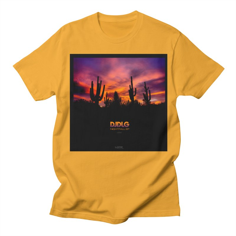 Nightfall EP (Cover Art) Women's Unisex T-Shirt by Lazor Music Merchandise