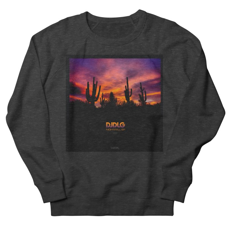 Nightfall EP (Cover Art) Women's Sweatshirt by Lazor Music Merchandise