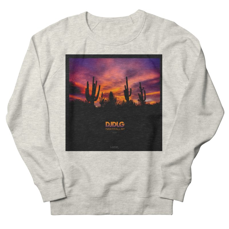 Nightfall EP (Cover Art) Men's Sweatshirt by Lazor Music Merchandise