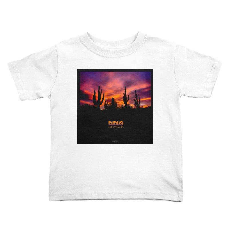 Nightfall EP (Cover Art) Kids Toddler T-Shirt by Lazor Music Merchandise