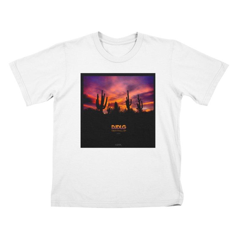 Nightfall EP (Cover Art) Kids T-shirt by Lazor Music Merchandise