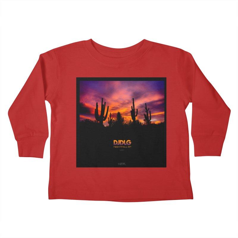 Nightfall EP (Cover Art)   by Lazor Music Merchandise
