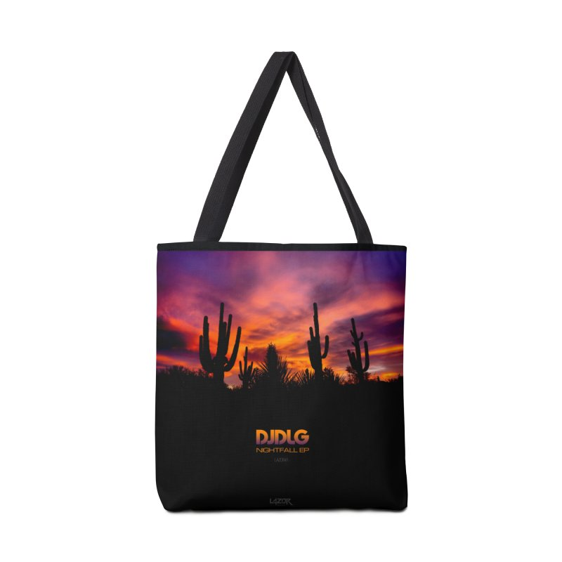 Nightfall EP (Cover Art) Accessories Bag by Lazor Music Merchandise