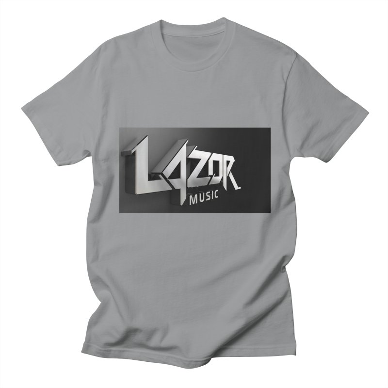 3D Lazor Logo   by Lazor Music Merchandise