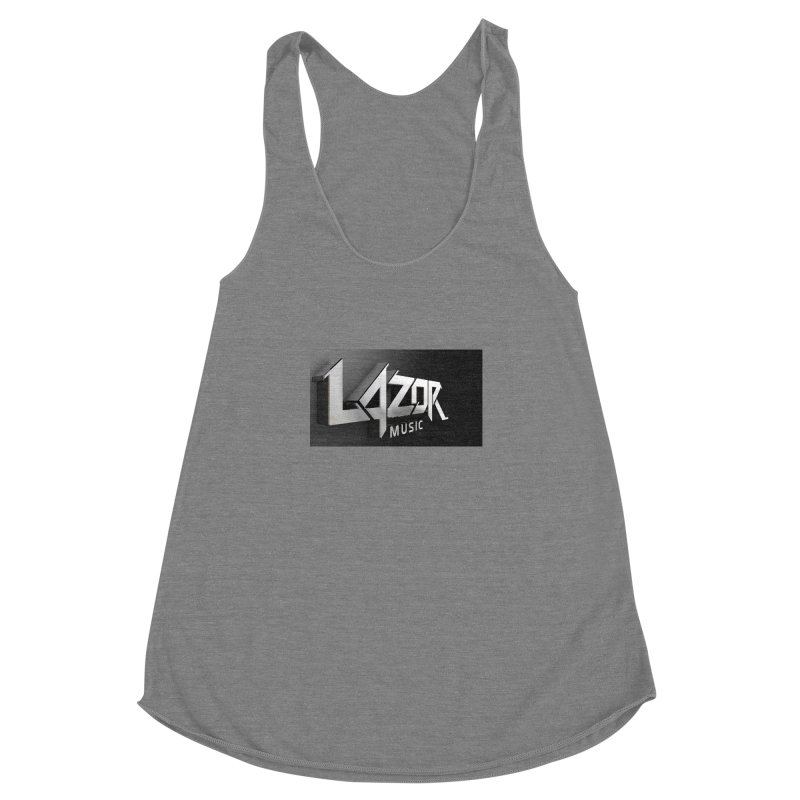3D Lazor Logo   by Lazor Music Merchandise