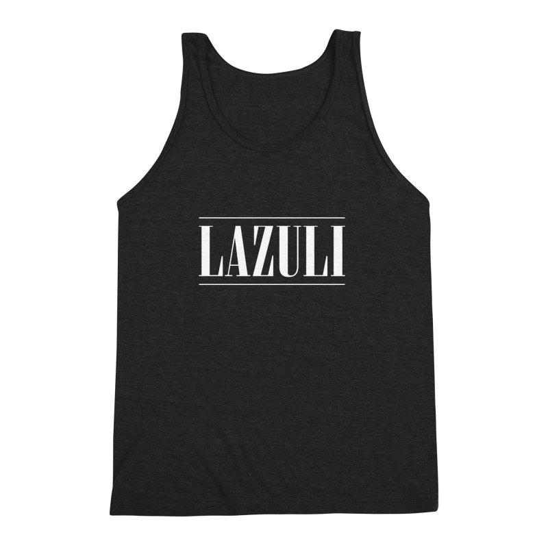 LAZULI Official Men's Triblend Tank by lazuli's Artist Shop