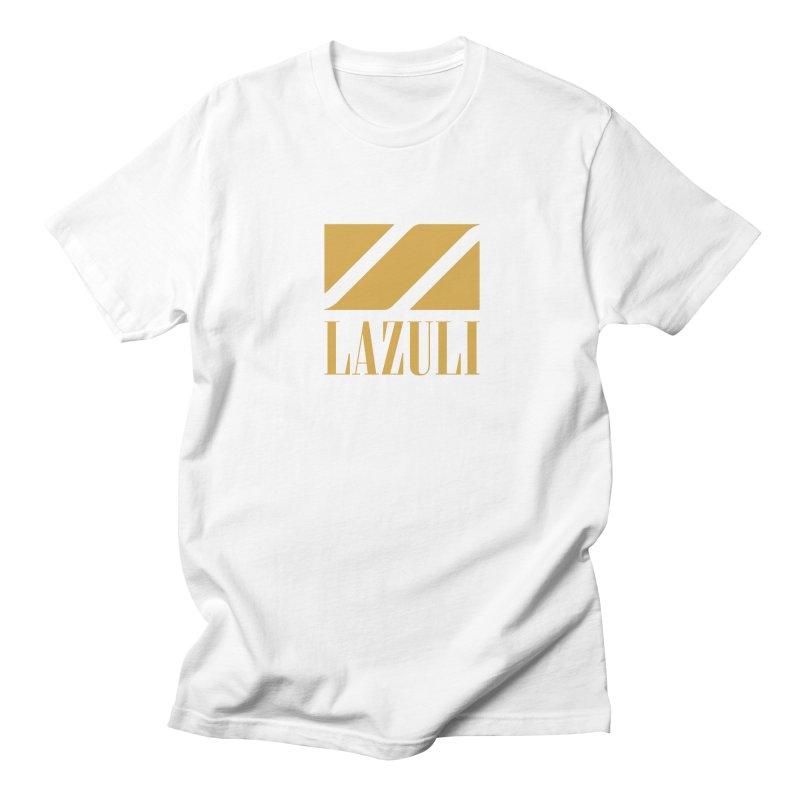 LAZULI Wave Men's T-Shirt by lazuli's Artist Shop