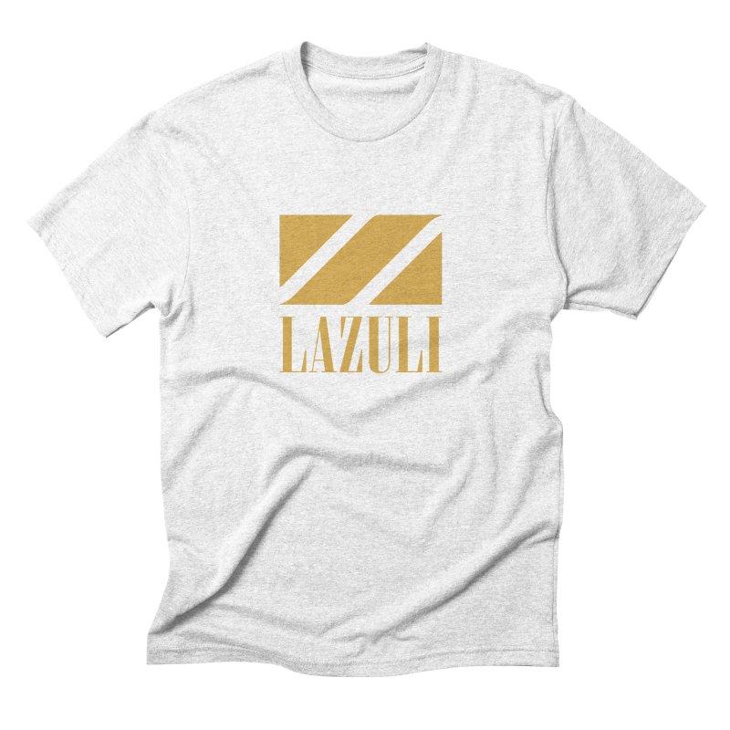 LAZULI Wave Men's Triblend T-shirt by lazuli's Artist Shop