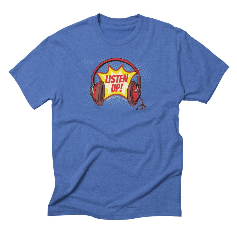 19th Annual Gathering Collection - Limited Time! in Men's Triblend T-Shirt Blue Triblend by LCMC Store