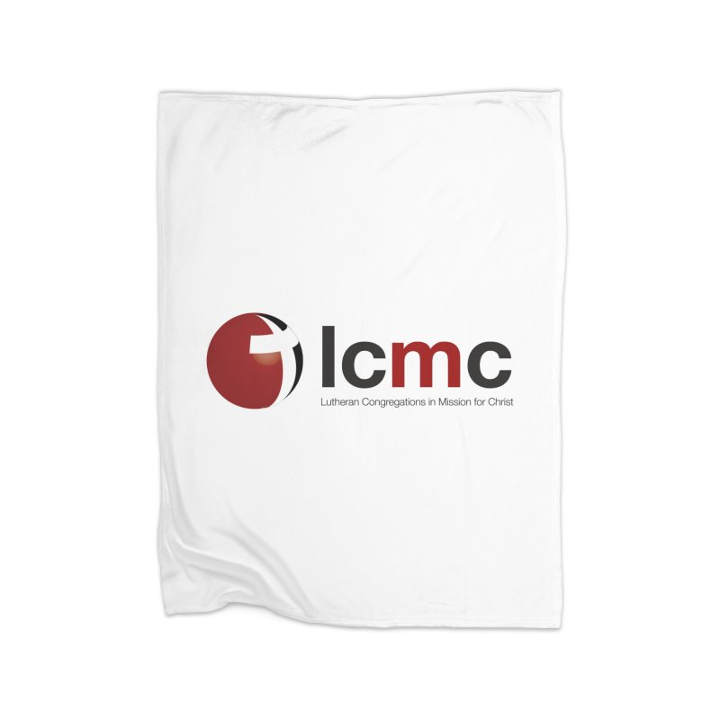 LCMC Logo (Light Color Collection) Home Blanket by LCMC Store