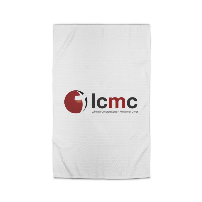 LCMC Logo (Light Color Collection) Home Rug by LCMC Store