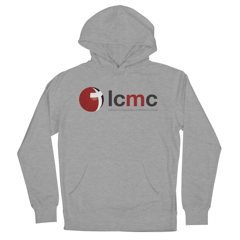 LCMC Logo (Light Color Collection) Women's French Terry Pullover Hoody by LCMC Store