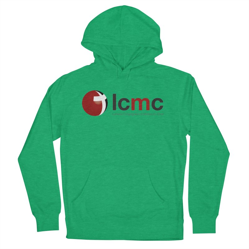 LCMC Logo (Light Color Collection) Men's Pullover Hoody by LCMC Store