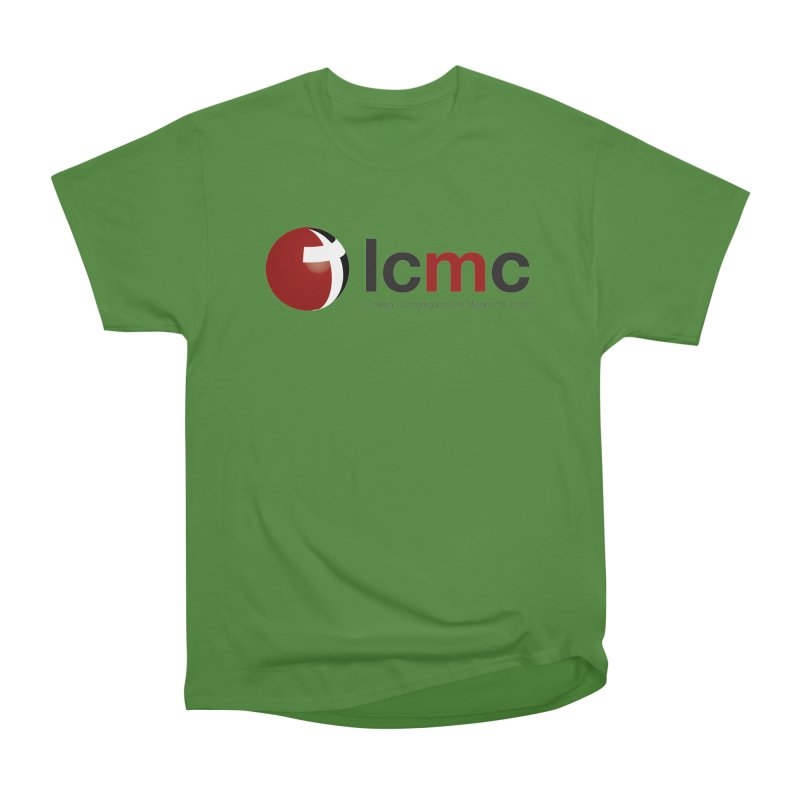 LCMC Logo (Light Color Collection) Women's Classic Unisex T-Shirt by LCMC Store