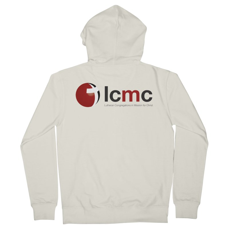 LCMC Logo (Light Color Collection) Women's Zip-Up Hoody by LCMC Store