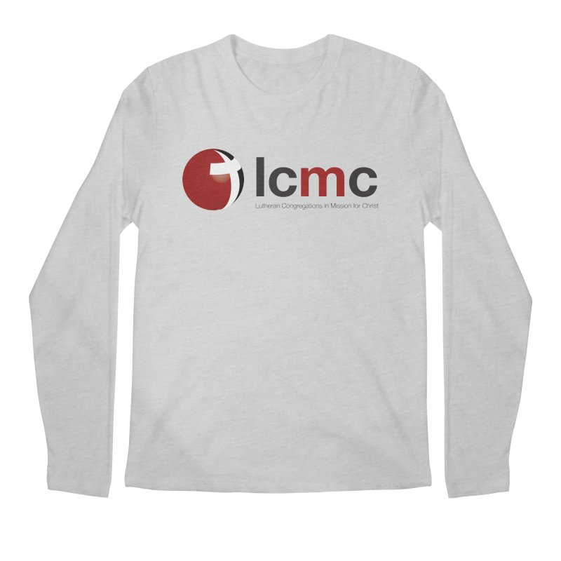 LCMC Logo (Light Color Collection) Men's Longsleeve T-Shirt by LCMC Store