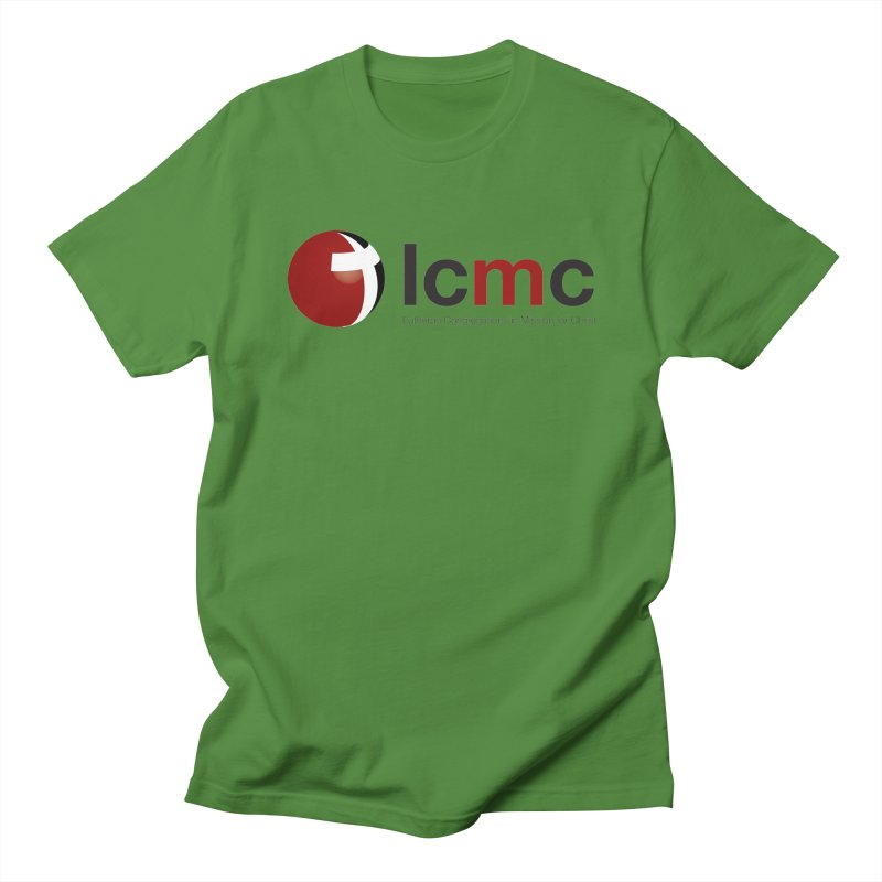 LCMC Logo (Light Color Collection) Men's  by LCMC Store