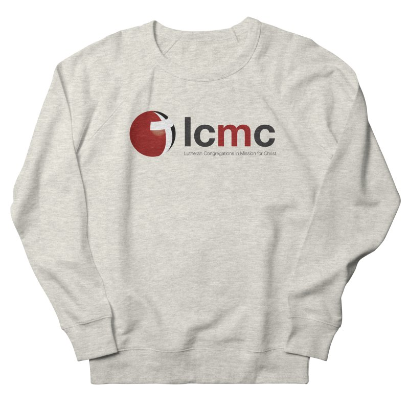 LCMC Logo (Light Color Collection) Men's French Terry Sweatshirt by LCMC Store