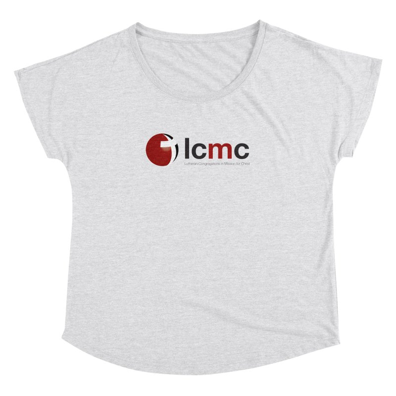 LCMC Logo (Light Color Collection) Women's Dolman by LCMC Store