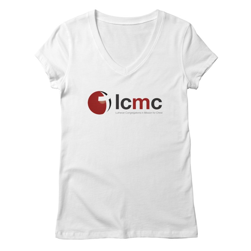 LCMC Logo (Light Color Collection) Women's  by LCMC Store