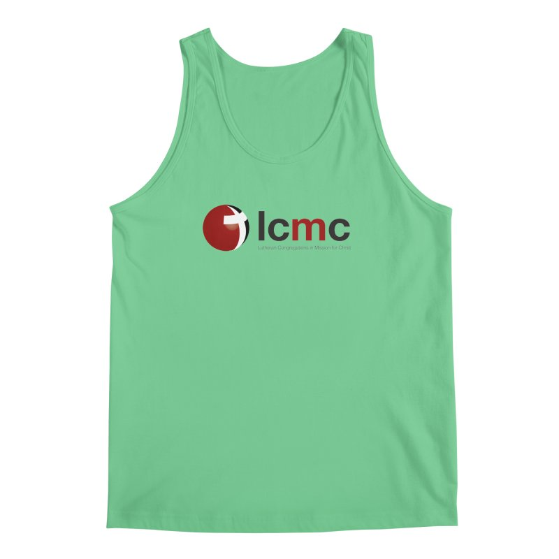 LCMC Logo (Light Color Collection) Men's Tank by LCMC Store