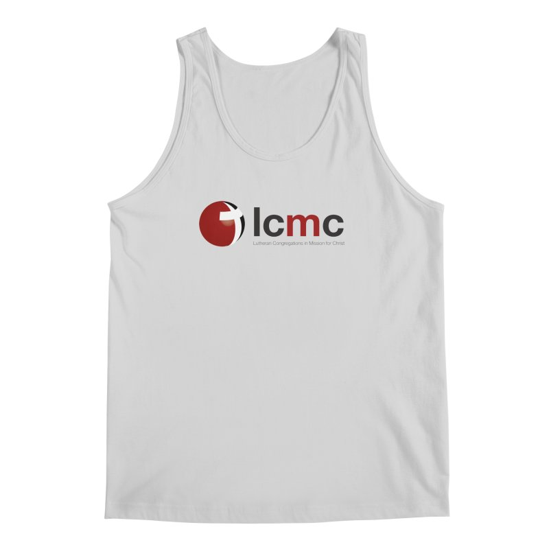 LCMC Logo (Light Color Collection) Men's Regular Tank by LCMC Store