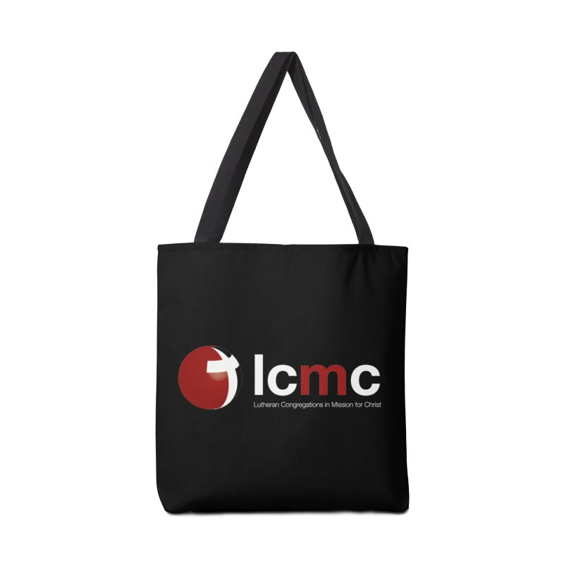 LCMC Logo (Dark Color Collection) Accessories Tote Bag Bag by LCMC Store