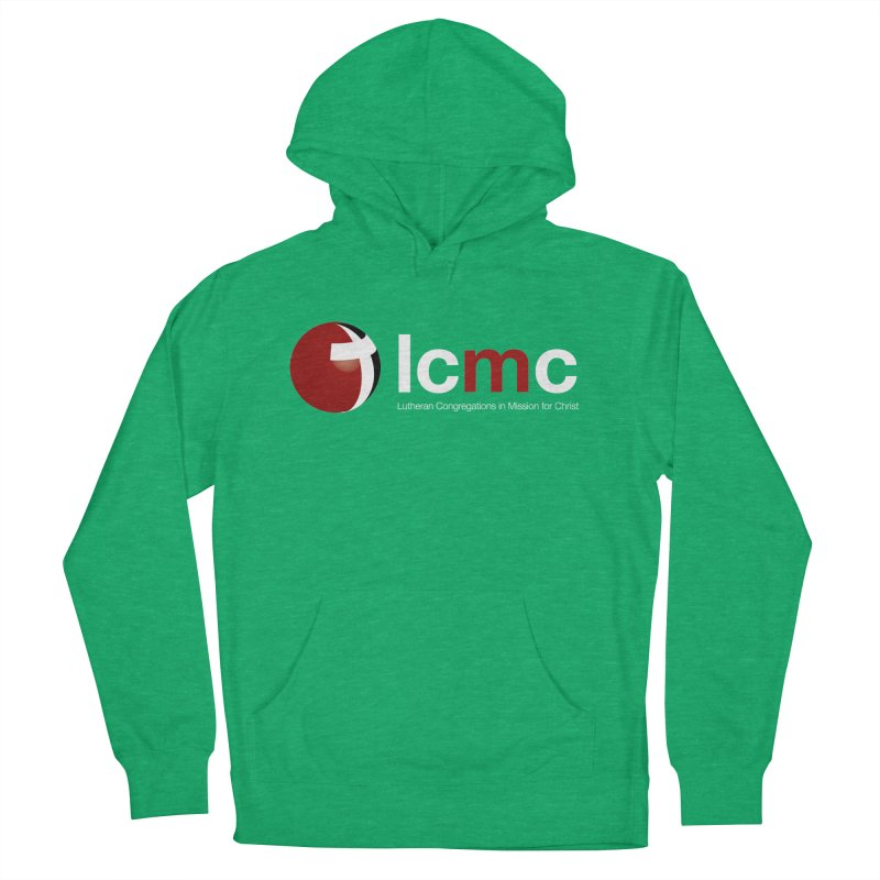 LCMC Logo (Dark Color Collection) Women's French Terry Pullover Hoody by LCMC Store