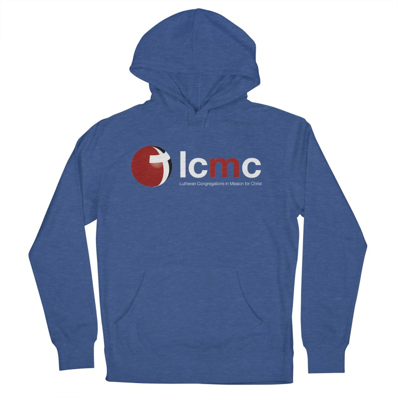 LCMC Logo (Dark Color Collection) Women's Pullover Hoody by LCMC Store