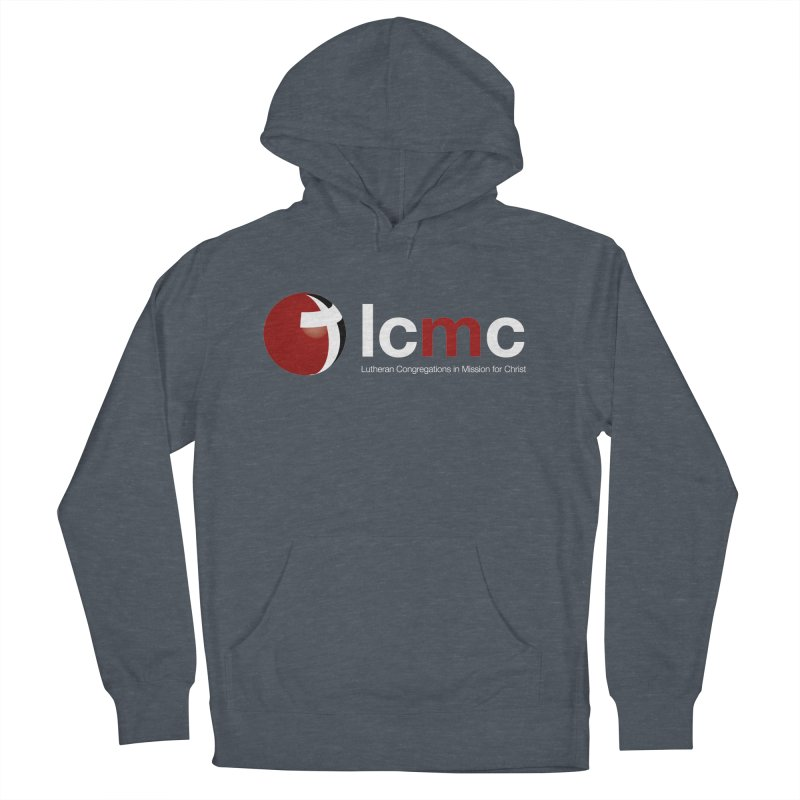 LCMC Logo (Dark Color Collection) Men's Pullover Hoody by LCMC Store