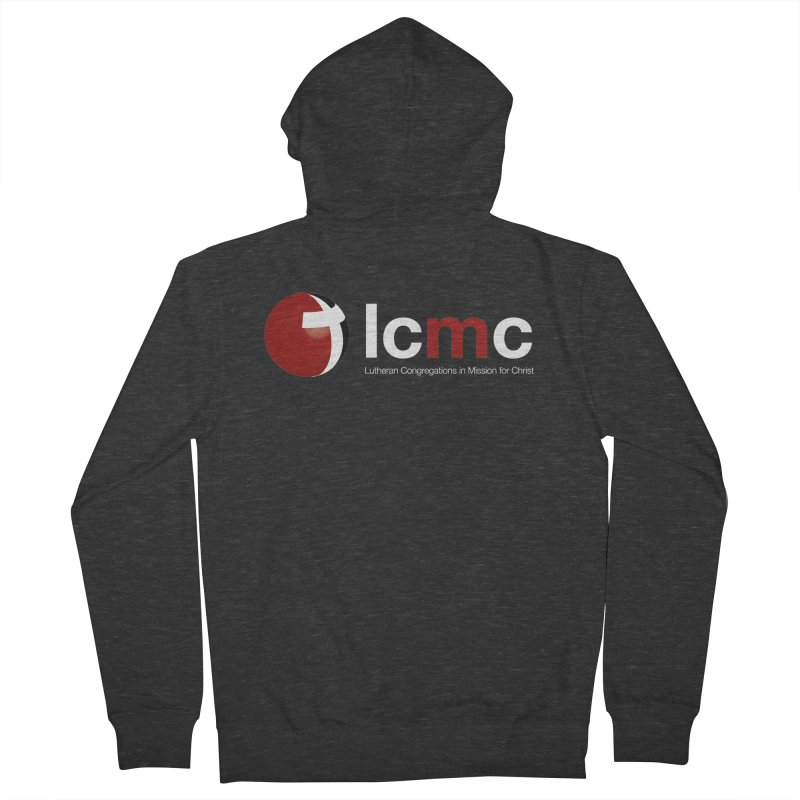 LCMC Logo (Dark Color Collection) Women's Zip-Up Hoody by LCMC Store