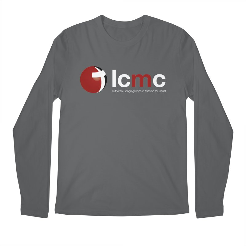 LCMC Logo (Dark Color Collection) Men's Longsleeve T-Shirt by LCMC Store