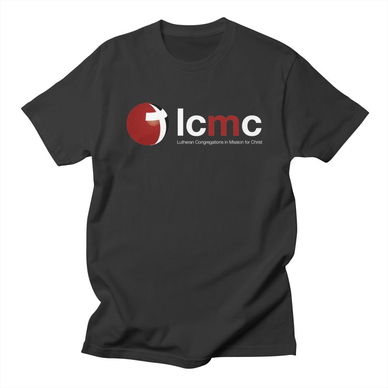 LCMC Logo (Dark Color Collection) Men's Regular T-Shirt by LCMC Store
