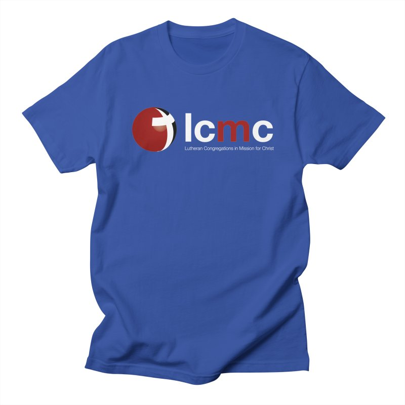 LCMC Logo (Dark Color Collection) Men's T-shirt by LCMC Store
