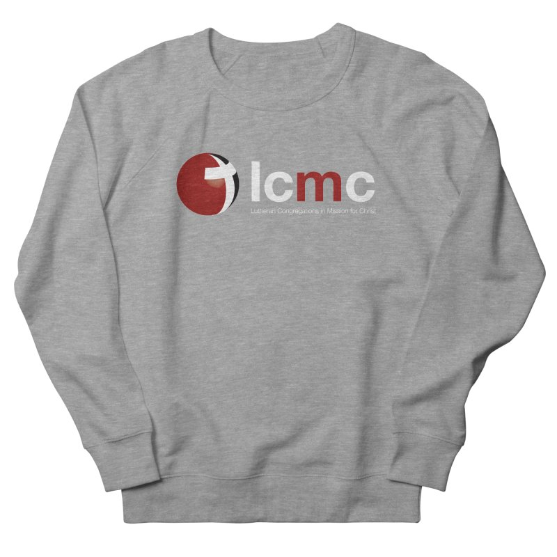 LCMC Logo (Dark Color Collection) Women's French Terry Sweatshirt by LCMC Store