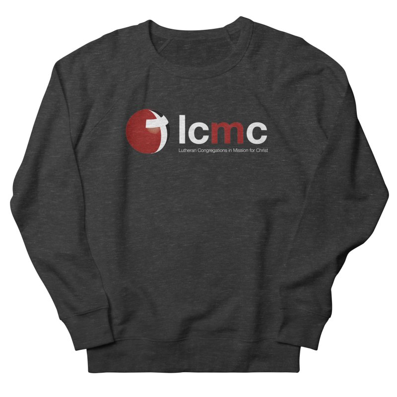 LCMC Logo (Dark Color Collection) Men's French Terry Sweatshirt by LCMC Store