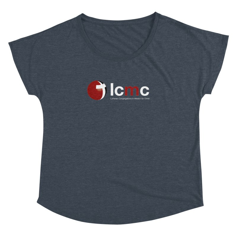 LCMC Logo (Dark Color Collection) Women's Dolman by LCMC Store