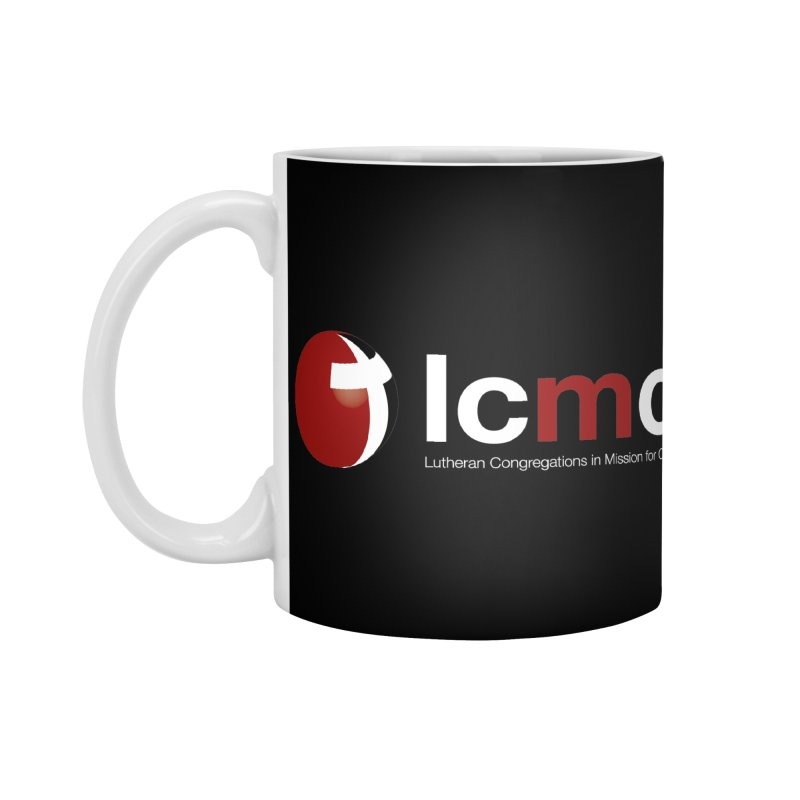 LCMC Logo (Dark Color Collection) Accessories Mug by LCMC Store