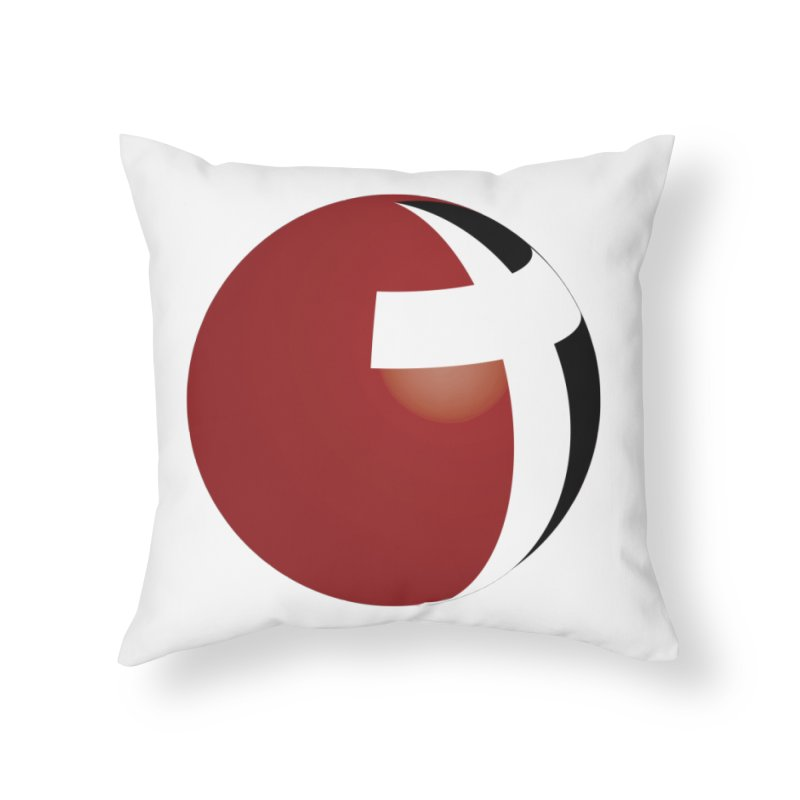 Graphic Only Collection Home Throw Pillow by LCMC Store