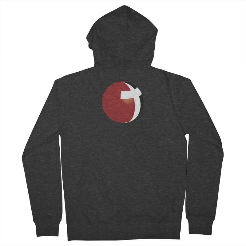 Graphic Only Collection Women's French Terry Zip-Up Hoody by LCMC Store