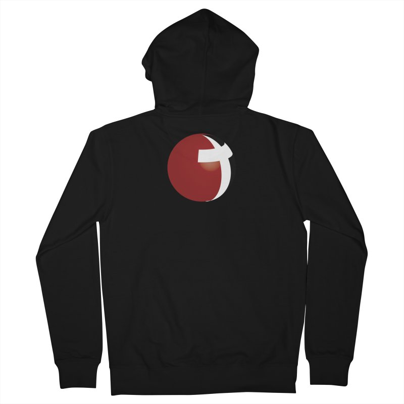 Graphic Only Collection Women's Zip-Up Hoody by LCMC Store