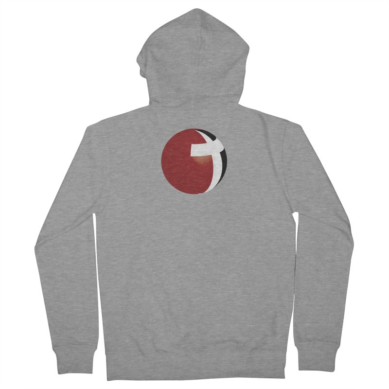 Graphic Only Collection Men's French Terry Zip-Up Hoody by LCMC Store