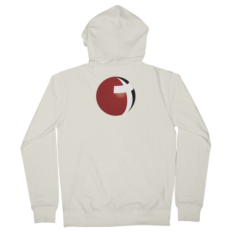Graphic Only Collection Men's Zip-Up Hoody by LCMC Store