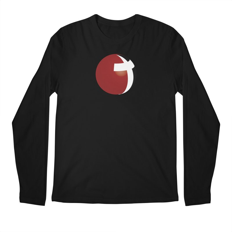 Graphic Only Collection Men's Regular Longsleeve T-Shirt by LCMC Store