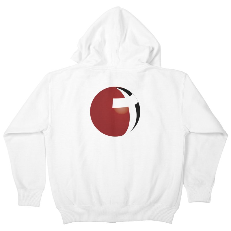 Graphic Only Collection Kids Zip-Up Hoody by LCMC Store