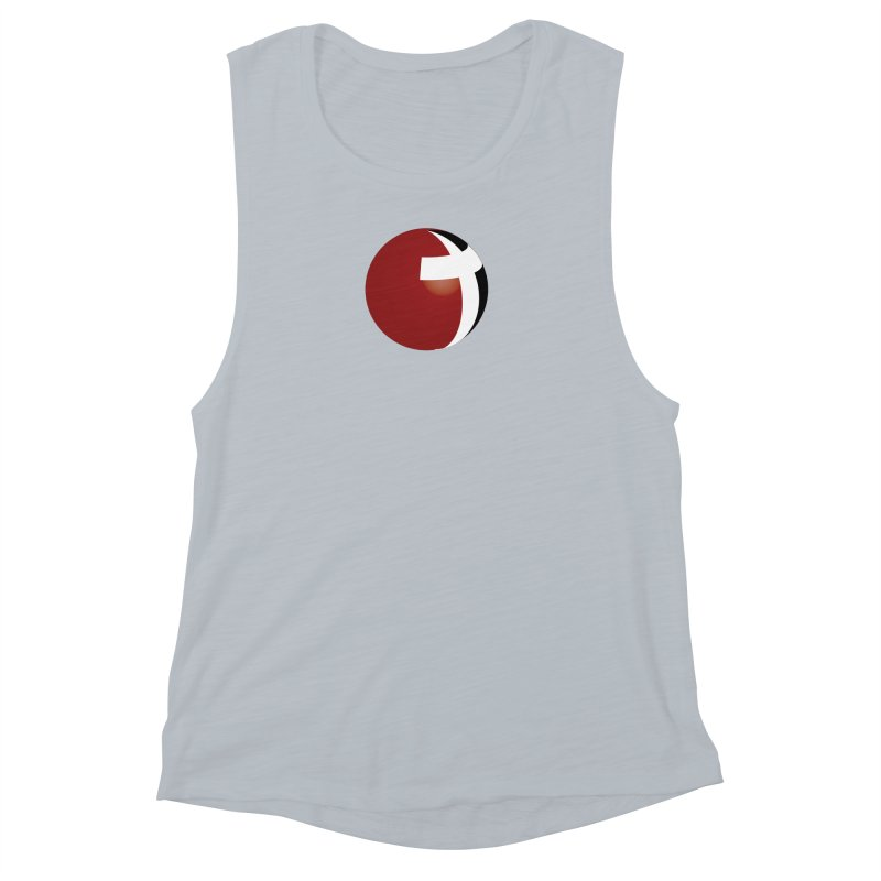 Graphic Only Collection Women's Muscle Tank by LCMC Store