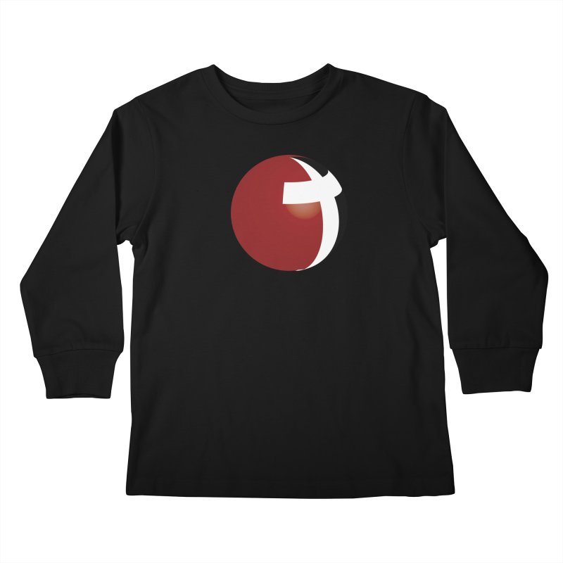 Graphic Only Collection Kids Longsleeve T-Shirt by LCMC Store